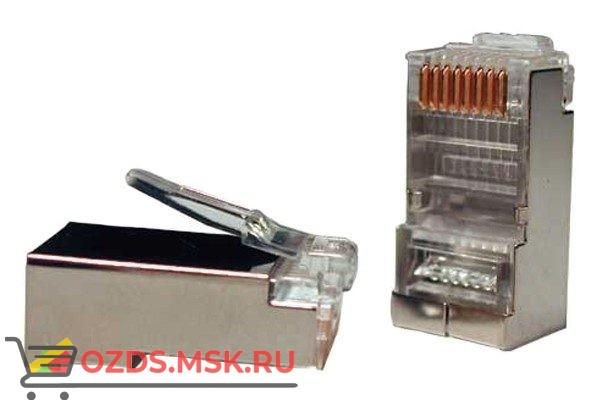 Hyperline PLUG-8P8C-U-C5-SH-100 Разъем
