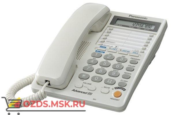 Panasonic KX-TS 2368 RUW Телефон