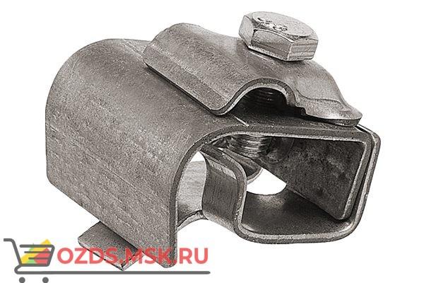 EZETEK 91081 Держатель проводника круглого 8-10 мм для желоба водостока, оцинк.
