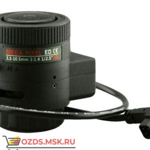 ActiveCam AC-MP33105D.IR Объектив
