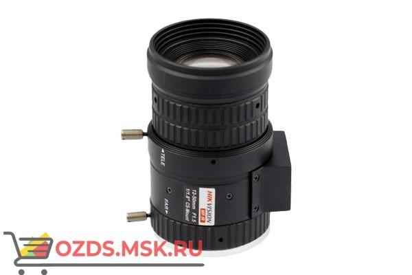 Hikvision HV1250D-MPIR Объектив