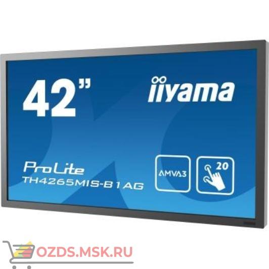 Iiyama TH4265MIS-B1AG: Интерактивная панель