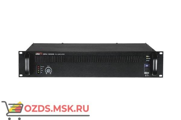 Inter-M DPA-1200S: Усилитель мощности