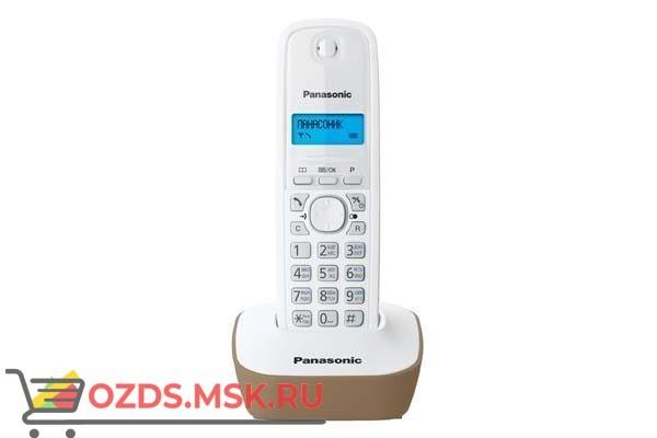 Panasonic KX-TG1611RUJ: Радиотелефон