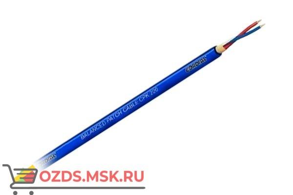 Cordial CPK 220 Blue: Кабель
