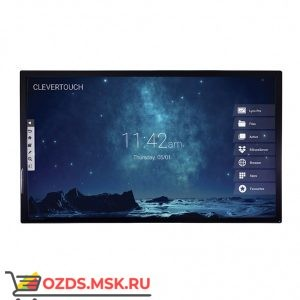 CleverTouch 65″ Pro Series 4K: Интерактивная панель