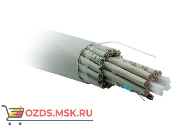 Hyperline FUTP100-C5E-S24-IN-PVC-GY: Кабель