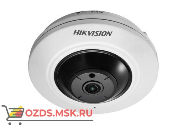 Hikvision DS-2CD2942F: IP камера