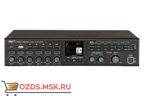 Inter-M PMU-360N Микшер-усилитель