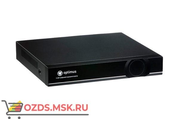 Optimus AHDR-3004: Видеорегистратор