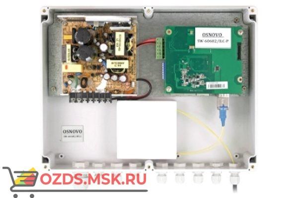 Osnovo SW-60402/WC: PoE коммутатор