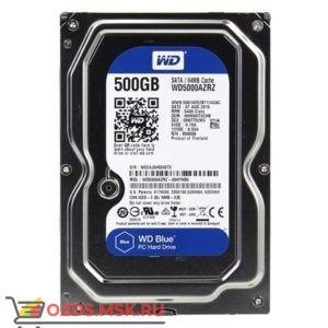 Western Digital WD5000AZRZ HDD 500GB: Жесткий диск