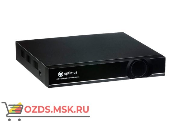 Optimus AHDR-2008N видеорегистратор