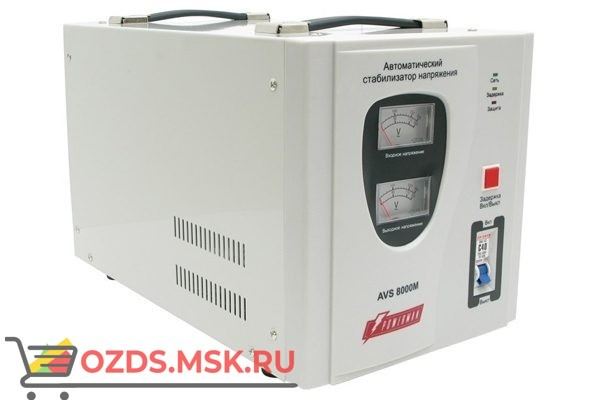 PowerMAN AVS 8000M Стабилизатор