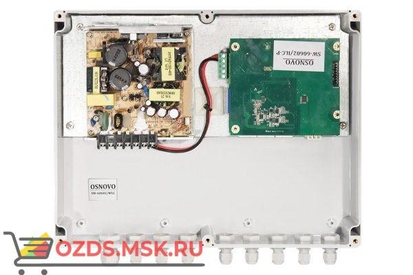 Osnovo SW-60602/WLC: PoE коммутатор