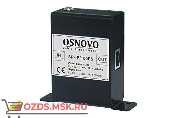 Osnovo SP-IP/100PS Устройство грозозащиты
