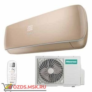 Hisense Premium Slim Disighn Super DC Inverter AS-10UR4SVPSC5G(C): Сплит-система
