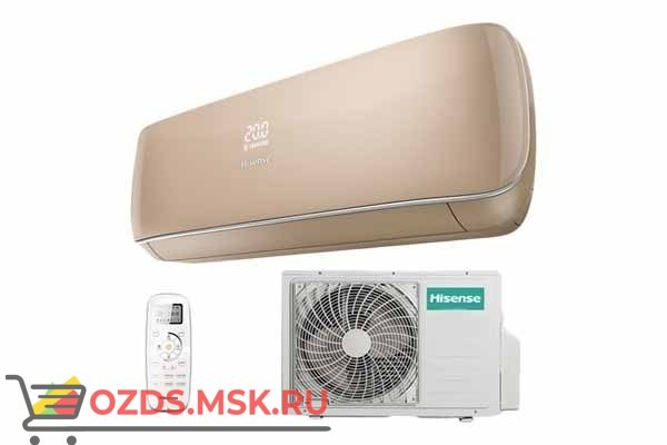 Hisense Premium Slim Disighn Super DC Inverter AS-10UR4SVPSC5G (C): Сплит-система