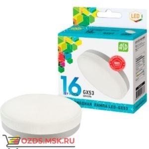 ASD LED-GX53-standard 16Вт 4000К 1440Лм: Лампа