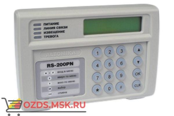 Альтоника RS-200PN-600 Пульт централизованного наблюдения