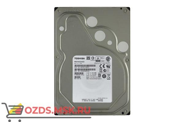 Toshiba MD04ACA400 HDD 4Tb: Жесткий диск