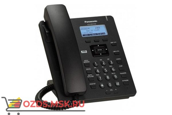 Panasonic KX-HDV130RUB Телефон