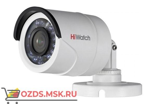 HiWatch DS-T100 (6мм) HD-TVI камера