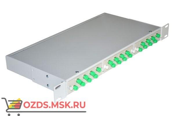 NTSS-RFOB-1U-32-FC-9-SPG 19″: Кросс предсобранный