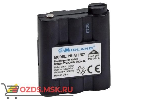 Midland PB-ATLG7 Аккумулятор