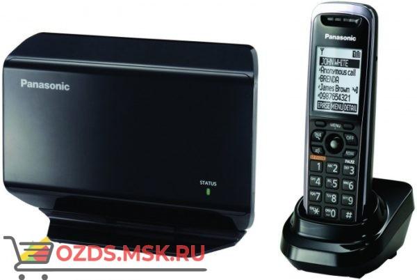Panasonic KX-TGP500B09RB, цвет черный: Беспроводной SIP телефон DECT (радиотелефон)
