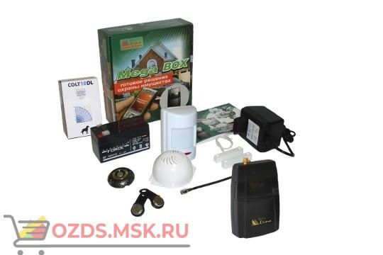 ZONT Mega BOX Система охранной сигнализации