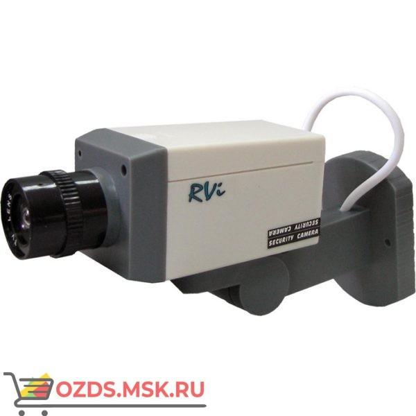 RVi-F01: Фальш-камера поворотная (муляж камеры видеонаблюдения, видеокамера)