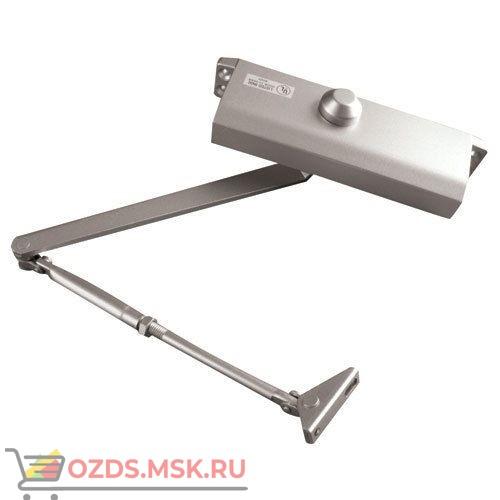 Oubao E-603D Доводчик дверной (серебро) до 75 кг