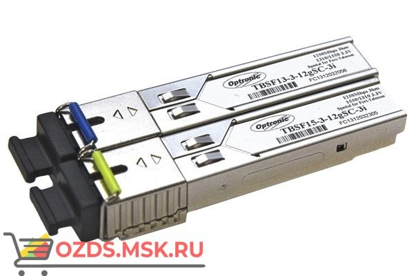 TFortis TBSF-13-3-12gSC-3i 1310 SFP модуль