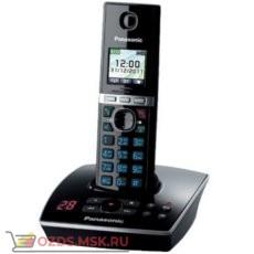 Panasonic KX-TG8061RUB-с автоответчиком, цвет черный: Беспроводной телефон DECT (радиотелефон)