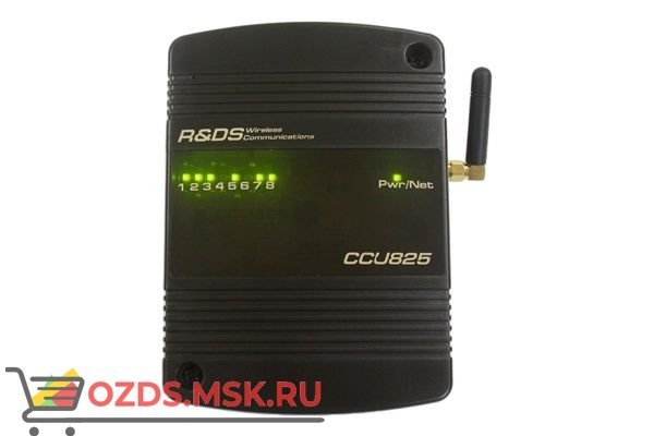 Radsel CCU825-HOME+WBL-E011AE-PC Контролер