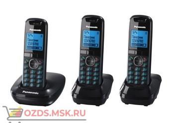 Panasonic KX-TG5513RUB-, цвет черный: Беспроводной телефон DECT (радиотелефон)