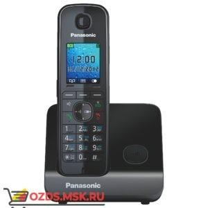 Panasonic KX-TG8151RUB — , цвет черный: Беспроводной телефон DECT (радиотелефон)