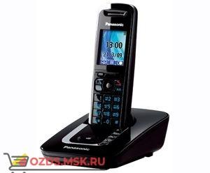 Panasonic KX-TG8411RUB — , цвет черный: Беспроводной телефон DECT (радиотелефон)