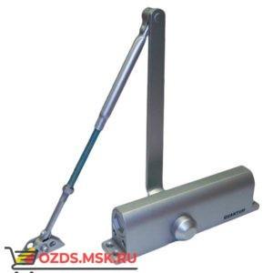 Quantum QM-D760 Доводчик на дверь весом 150 кг, цвет серебро