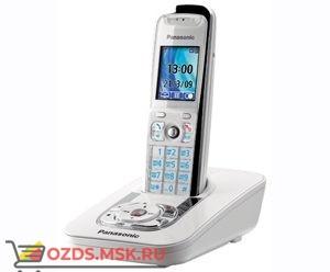 Panasonic KX-TG8421RUW — с автоответчиком, цвет белый: Беспроводной телефон DECT (радиотелефон)