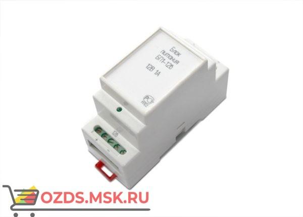 БП1-12в Блок питания 1А12В для GSMGPRSEthernetPLC-модемов на DIN-рейку
