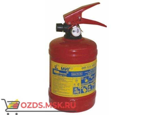 ОП-1(з) МИГ: Огнетушитель