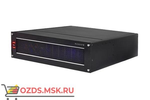 Macroscop NVR-16 M2: Сетевой видеорегистратор