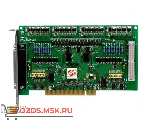 ICP DAS PCI-P16C16U