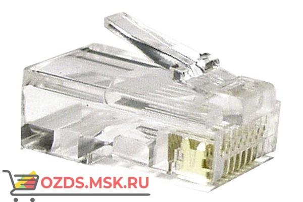 Hyperline PLUG-8P8C-U-C6-100 Разъем