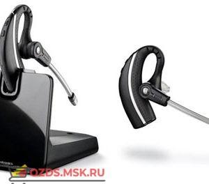 PL-CS530A (Over-the-ear): Беспроводная DECT гарнитура для телефона