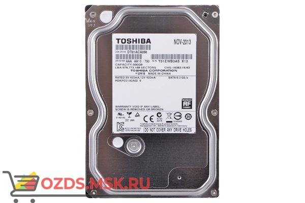 Toshiba DT01ACA050 HDD 500Gb: Жесткий диск