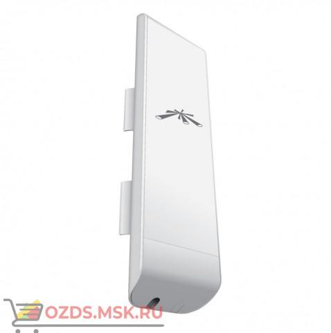 Ubiquiti NanoStation M2 Wi-Fi точка доступа 2.4GHz Hi 11dBi Power 2x2 MIMO AirMax TDMA