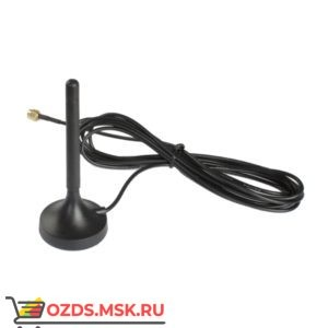 Teleofis BY-LTE-06-02 Компактная 3G-антенна на магнитной базе, разъем SMA, 3dB, кабель 3 м